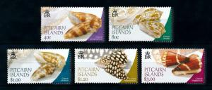 [99421] Pitcairn Islands 2003 Marine Life Sea shells  MNH