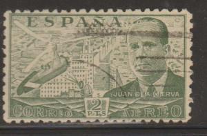 Spain Sc#C114 Used
