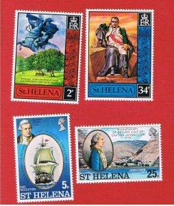 St. Helena  #261//288  MNH OG   2 sets   Free S/H