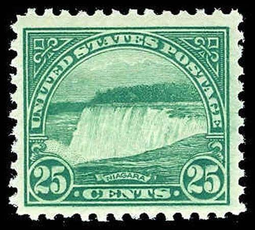 U.S. 1922-25 ISSUES 568  Mint (ID # 76168)