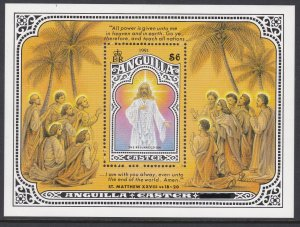 838 Easter SS MNH