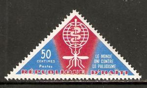 Haiti   #488  MNH   (1962)  c.v. $0.40