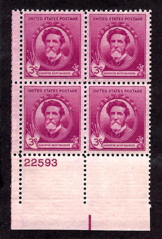 886 Mint,OG,NH... Plate Block of 4... SCV $1.50