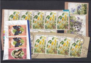 Kenya Stamps on Paper Ref 32566