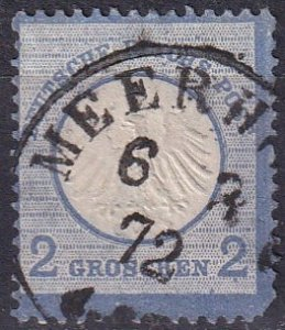 Germany #5 F-VF Used CV $13.50  (Z2842)