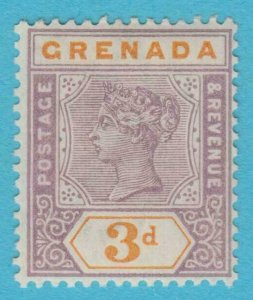 GRENADA 43 MINT HINGED OG * NO FAULTS VERY  FINE !