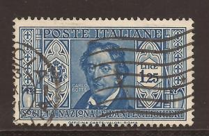 Italy  # 275  used     A