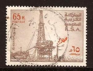 Saudi Arabia  #  743  used