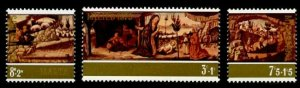Malta B20-2 MNH Christmas, Art, Nativity
