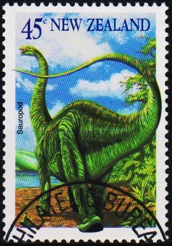 New Zealand. 1993 45c S.G.1762 Fine Used