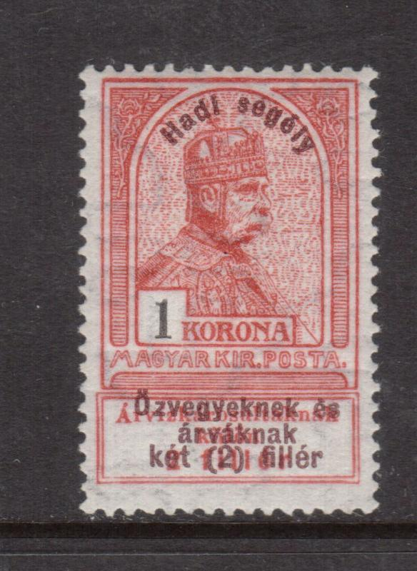 Hungary #B32 Never Hinged Mint