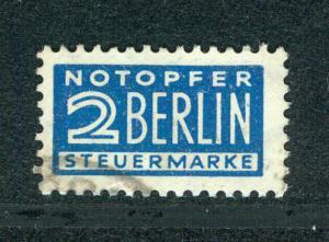 Germany AM Post Scott # RA4, used, variation