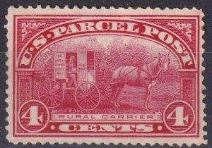 US #Q4  Unused CV $27.50 (Z5332)