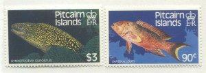 PITCAIRN ISLANDS #295-296 MINT SET