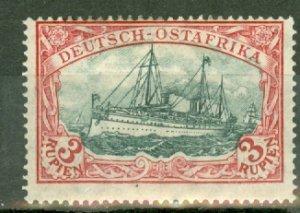 AI: German East Africa 41 mint CV $47.50