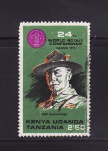 Kenya, Uganda, Tanzania 266 U Boy Scouts, Lord Braden Powell
