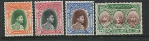 Bahawalpur #18-21 Mint