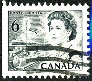 Canada #460 Used