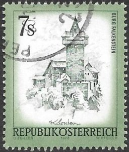 Austria 1973 Issue Scott # 969 Used. Free Shipping for All Additional Items.