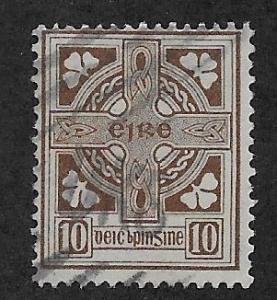 IRELAND SC# 75  F/U 1922