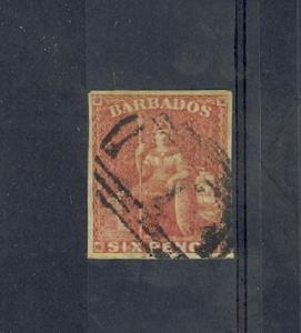 Barbados Scott 8 VF    [ID#433197]
