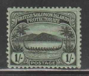 Solomon Islands   SC  15 Mint Lightly Hinged