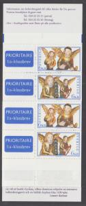 Sweden Sc 2260a MNH. 1997 Christmas Angels, Intact Booklet, VF