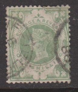 Great Britain Sc#122 Used