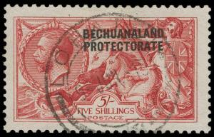 Bechuanaland Scott 93a Gibbons 87 Used Stamp
