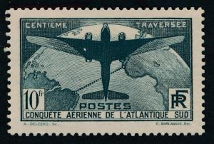 France C17 Mint NH Airplane