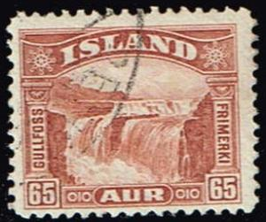 Iceland # 174 Used
