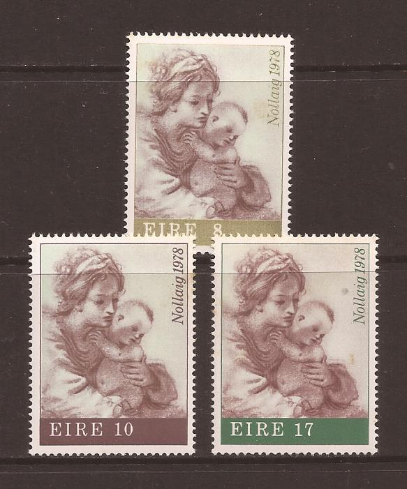 Ireland scott #440-42 m/nh stock #25810