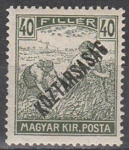 Hungary #162 F-VF Unused (V2927)