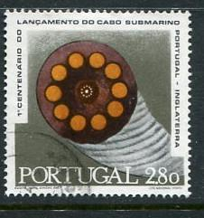 Portugal #1082 Used (Box1)