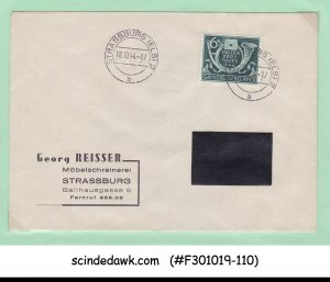 GERMANY - 1944 ENVELOPE WITH STAMPS - USED