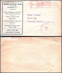 Goldpath: Guatemala cover 1949, to U.S.A.  _CV24_P6