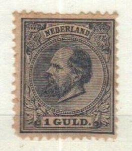 Netherlands Scott 32 Mint hinged (blunt perfs) [TG1102]