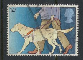 Great Britain SG 1147 - Used - Year of Disabled