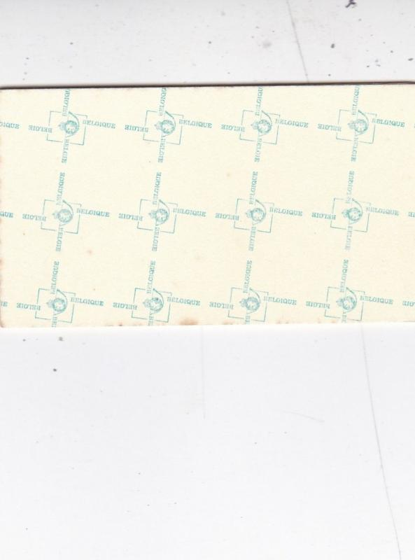 Belgium 1975 Stamp Booklet SB45 Very Good Condition