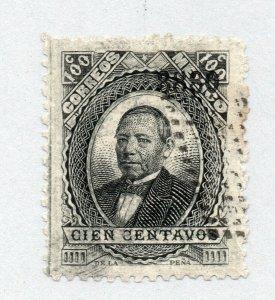 Mexico - Sc# 130 Used  /  Lot 0619158