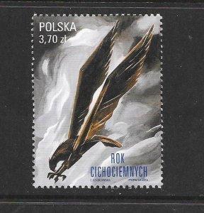 BIRDS - POLAND #4249  MNH