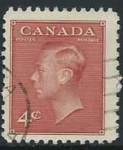 Canada SG 417  Used