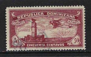 DOMINICAN REPUBLIC C16 VFU Z1768-2