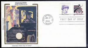 UNITED STATES FDC 10¢ Automobile Bulk Rate 1996 Colorano