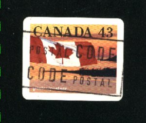 Canada #1389   -3   used VF  PD