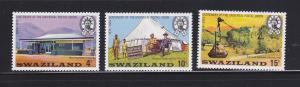 Swaziland 214-216 MNH UPU