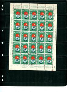 Switzerland  2 mini sheets Mint NH