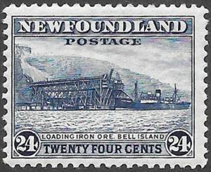 Newfoundland Scott Number 264 F H