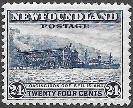 Newfoundland Scott Number 264 F H