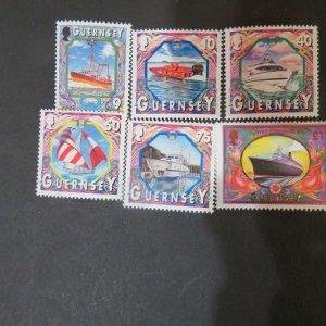 Guernsey 640-659 1p-1 Pound Mint OG, NH,.VF+ Cv.$15.45